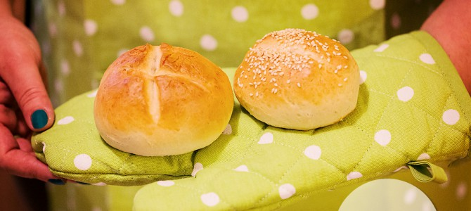 Kitchen-Favourites: homemade Sunday Rolls