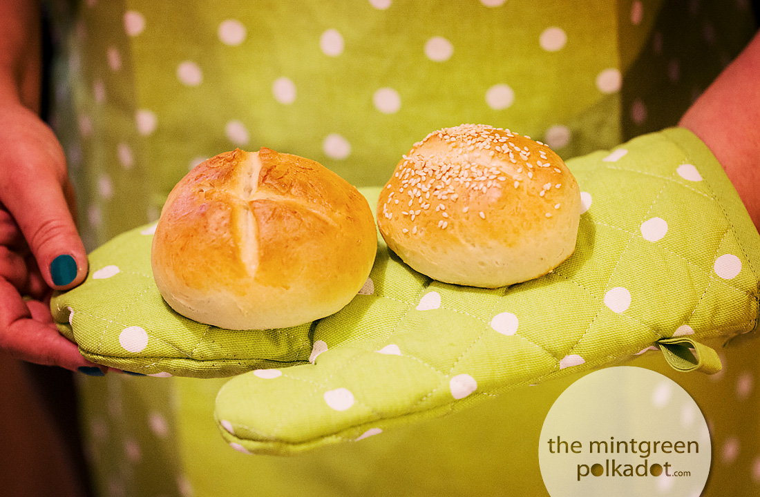 Easy homemade Rolls for your Sunday Breakfast