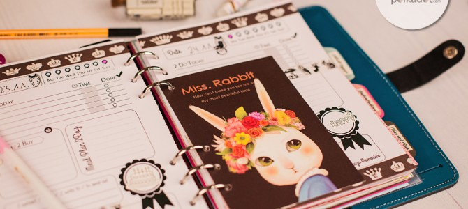 Planner Love: Filofax Eyecandy of the Week – No. 1