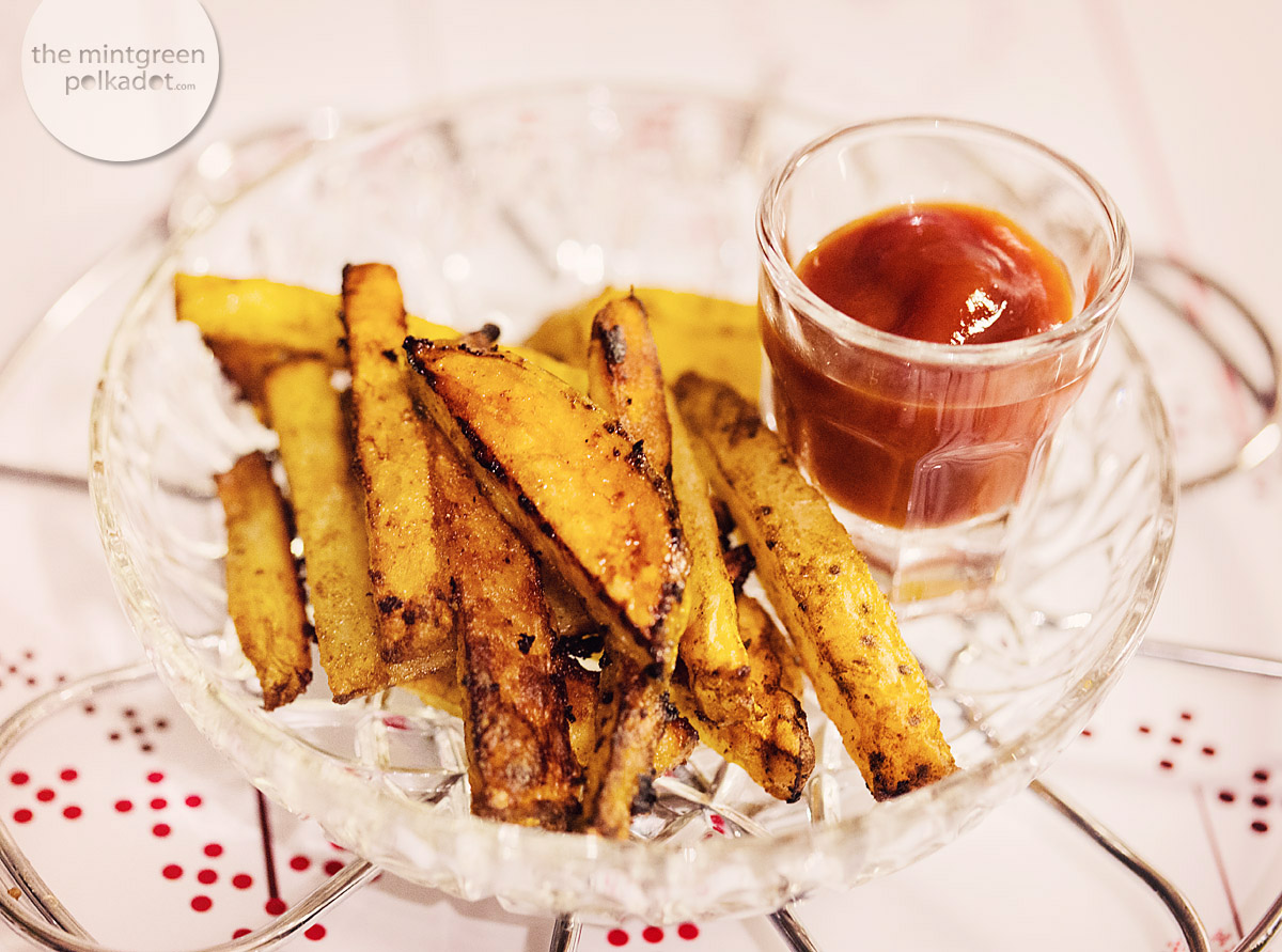 recipe potatoe fries oven baked