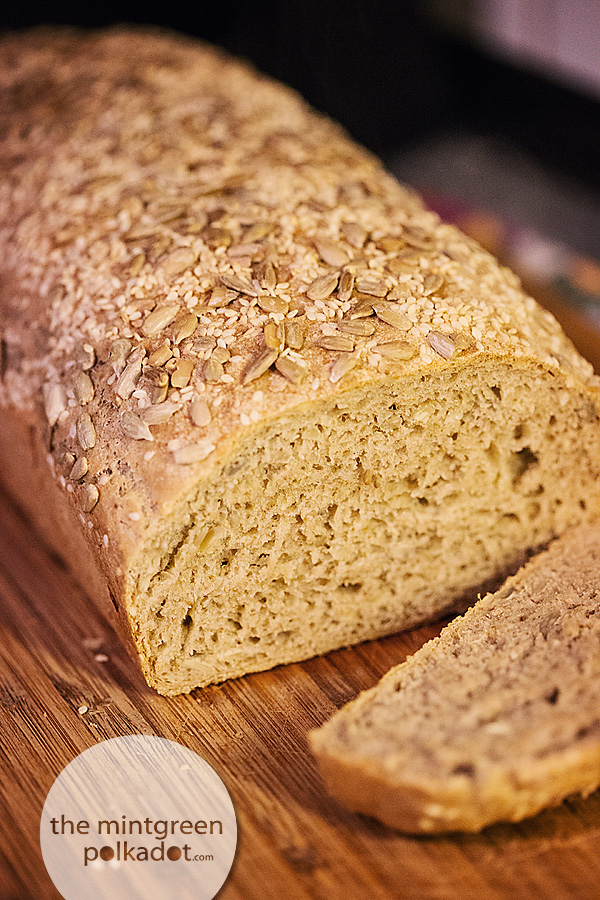 quick bread recipe Thermomix homemade